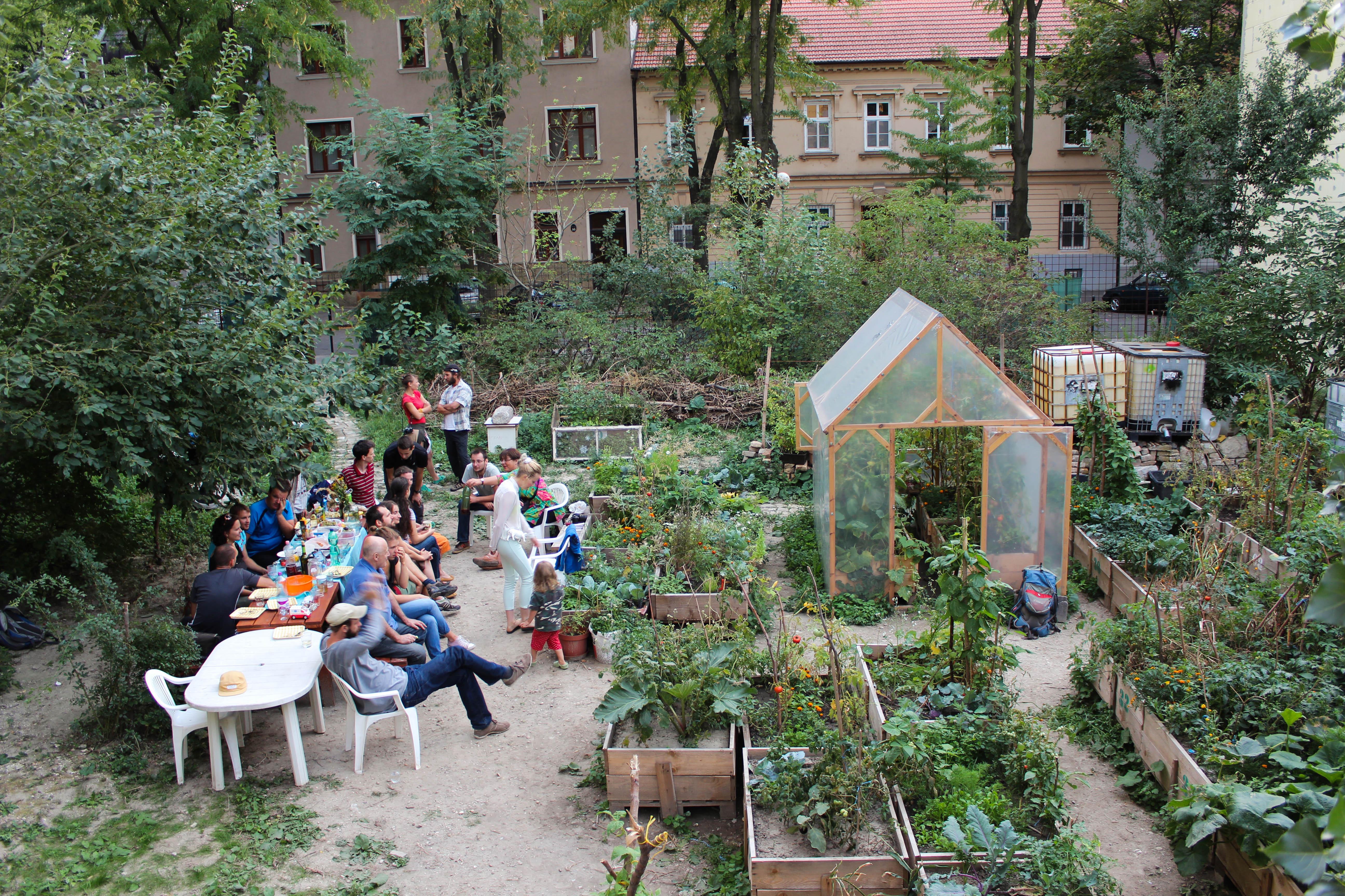 Mobilné záhrady